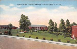 11884 Winston-Salem Teachers College, Winston-Salem, N.C.