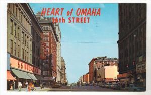 1173  NE  Omaha 16th STREET  S.S.Kresgl Co. Walgren Drugs, Edwards