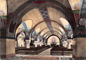 France Basilica La Basilique de Lisieux La Crypte Vue generale