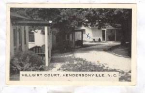 Hillgirt Court, Hendersonville, North Carolina, PU-1961