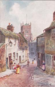 PAIGNTON, England, 00-10s; Church Street; AS: H.B. Wimbush; TUCK # 6284