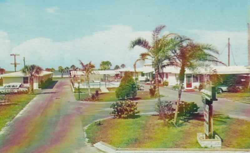 Florida Sarasota Hibbard's Crescent Shore Apartments