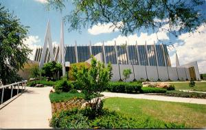 Oklahoma Tulsa Oral Roberts University Christ's Chapel