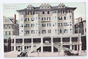 Wiltshire Hotel Atlantic City NJ 1908