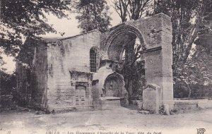ARLES, Bouches-du-Rhone, France, 1900-1910s; Les Alyscamps, Chapelle De La To...