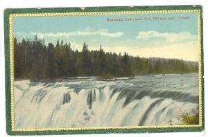 Kakabeka Falls, near Fort William, Ontario, Canada, 00-10s