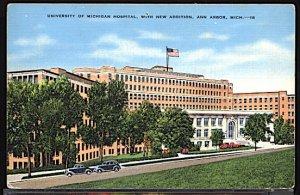 USA University of Michigan Hospital Ann Arbor MI (Tiny pin hole at top)