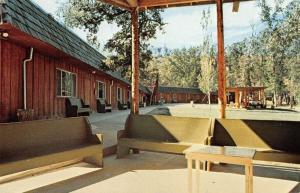 Tuolumne California Silver Spur Christian Conference Center vintage pc ZA440645