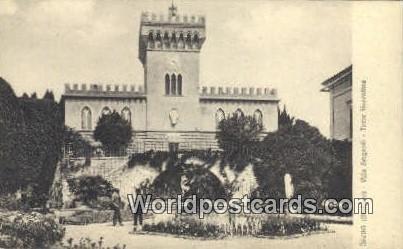 Villa Sergardi, Torre Fiorentina Siena, Italy Unused