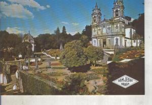 Postal 014151: Santuario de Bom Jesus, Braga, Portugal