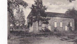 Old Stone Church , Pendleton, South Carolina, 20-40s with Negative