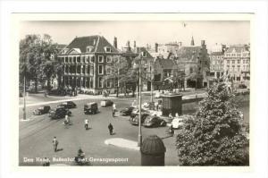 RP  DEN HAAG , Netherlands, 40-50s   Buitenhof met Gevangenpoort