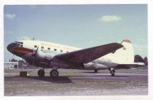 Bolivian Airways, Curtiss C-46 Commando Airplane 60-70s