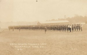 RP; CHICKAMAUGA PARK , Ga. , 00-10s ; 2nd Company