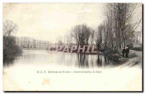 Tours of nearby Old Postcard Dear Saint Avertin
