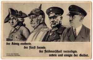 Adolf Hitler, Was der konig eroberte