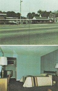 FLORENCE , South Carolina , 1950-60s ; Colonial Motel , US 301