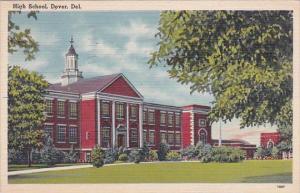 Delaware Dover High School 1946