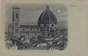 La Cattedrale Presa Da Orsanmichele, Firenze (Tuscany), Italy, 1900-1910s