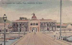 The Treasury & Landing Place, Basseterre, St Kitts , 00-10s