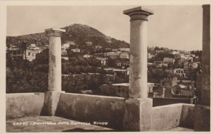 RP: CAPRI , Italy , 1910-30s ; #3