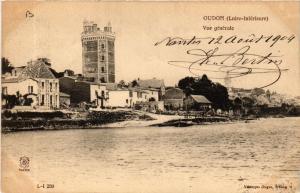 CPA  Oudon (Loire-Inférieure) - Vue générale   (587986)