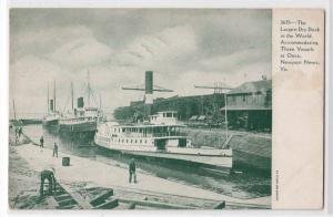 Largest Dry Dock, Newport News VA