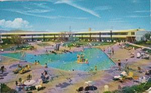 Nevada Las Vegas Dunes Hotel Swimming Pool 1959