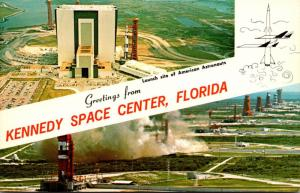 Florida Kennedy Space Center Greetings