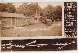 RPPC, Kirkland NY - Limberlost Cabins - Utica Area