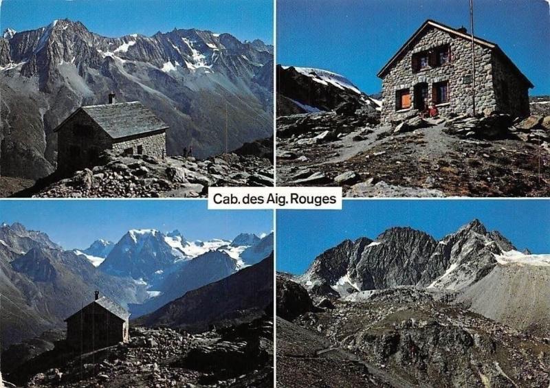Switzerland Cabane des Aiguilles Rouges, Val d'Arolla Valais