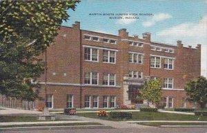 Indiana Marion Martin Boots Junior High School
