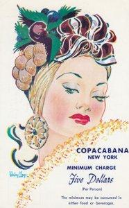 Copacabana , NEW YORK CITY , 40-60s