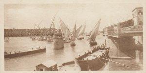 RP: CAIRO , Egypt , 00-10s ; Kasr El Nil Bridge ; Opened