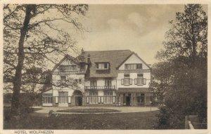 Netherlands Hotel Wolfhezen 03.14