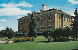 Court house , PRINCE ALBERT , Saskatchewan , Canada , 50-60s