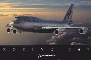 Boeing 747 Jet Airplane , 70-90s #2