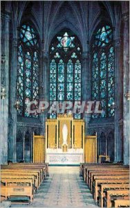 Modern Postcard Our Lady of New York Lady Chapel St Patrick's Cathedral
