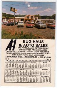 Bug Haus & Auto Sales, Roseburg OR
