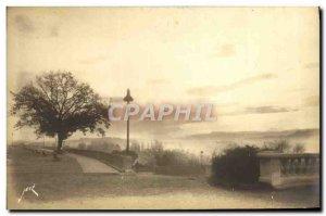 Old Post Card Landscape