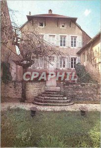 Postcard Modern Museum Ornans birthplace of Gustave Coubert The Birthplace of...