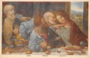 Judas, Peter, John Religious Unused