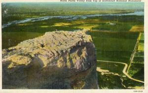 NE - North Platte Valley from atop Scott's Bluff