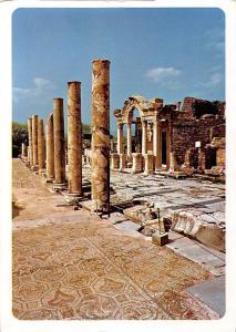 Turkey Hadriyan Mabedi Porticoe of The Temple of Hadrian Efes