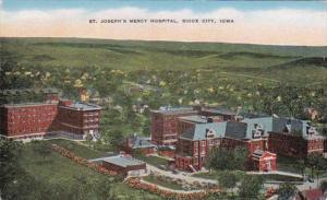 Iowa Sioux City St Joseph's Mercy Hospital