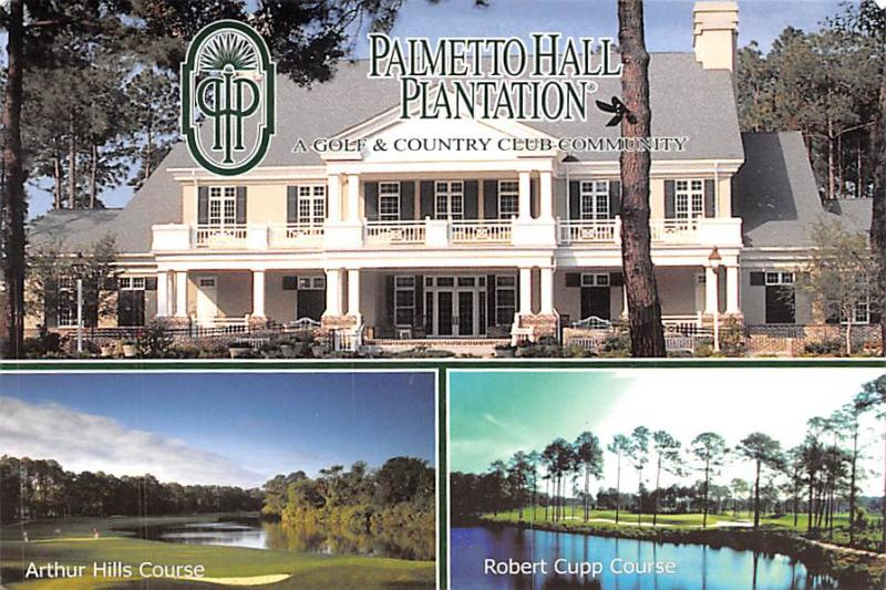 Palmetto Hall Plantation - Hilton Head Island, SC