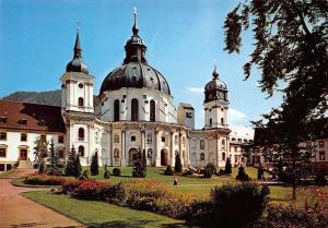 Benediktinerabtei Ettal Klosterhof und Munster