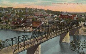 MORGANTOWN , West Virginia, 1900-10s; New Bridge