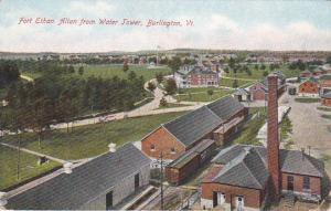 Fort Ethan Allan from Water Tower, BURLINGTON, Vermont, 00-10s