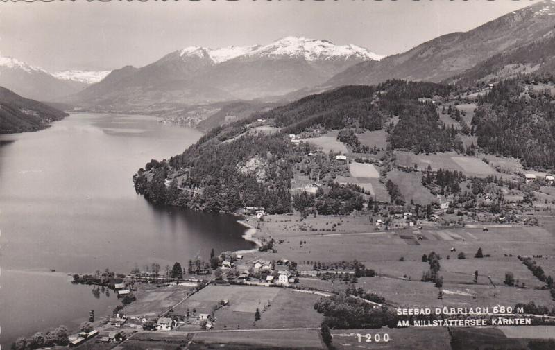 RP; MILLSTATT (Carinthia),, Austria, 1920-1940s; Panorama, Am Millstattersse Kar